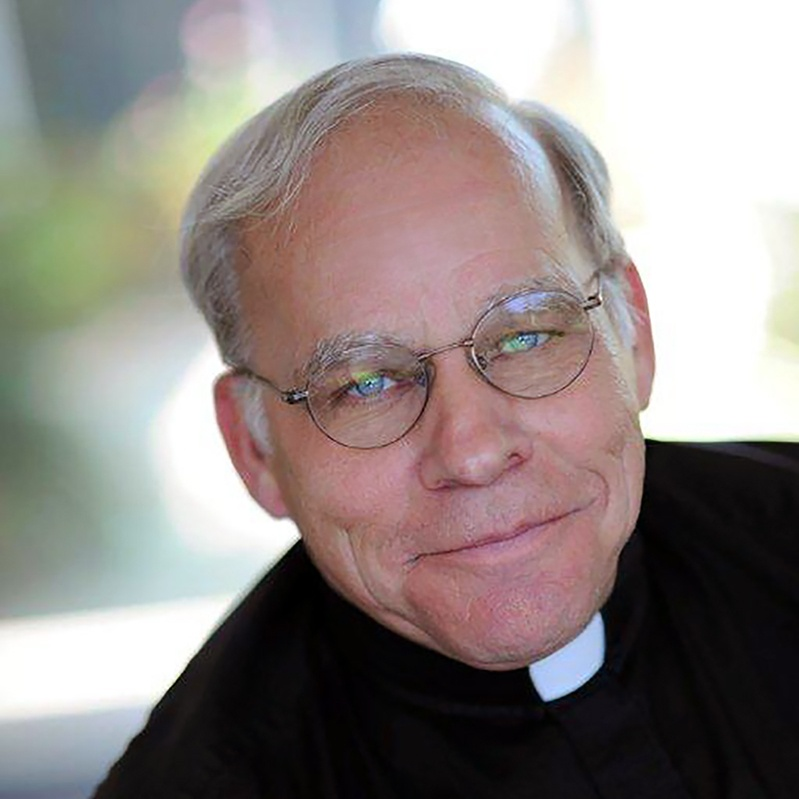 Father Willy Raymond, C.S.C.