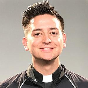 Father Vince Kuna, C.S.C.